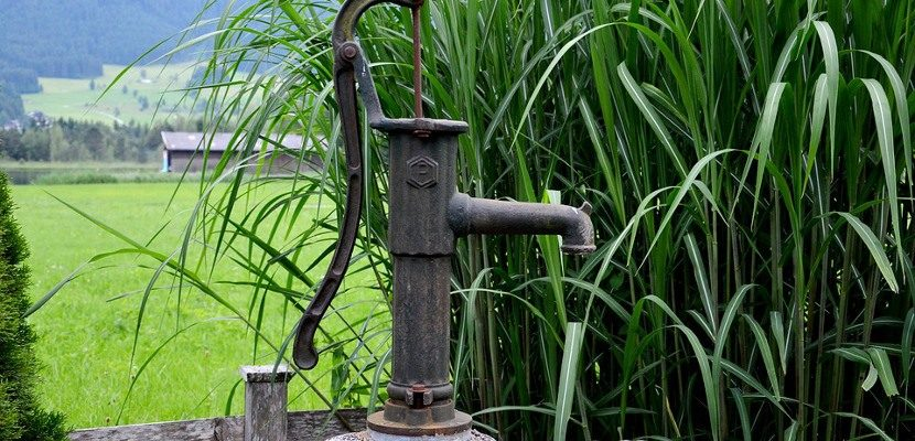 jak usuwać wysokie stężenie żelaza w wodzie ze studni