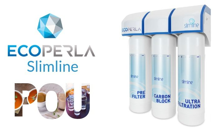 filtr Ecoperla Slimline POU - ultrafiltracja