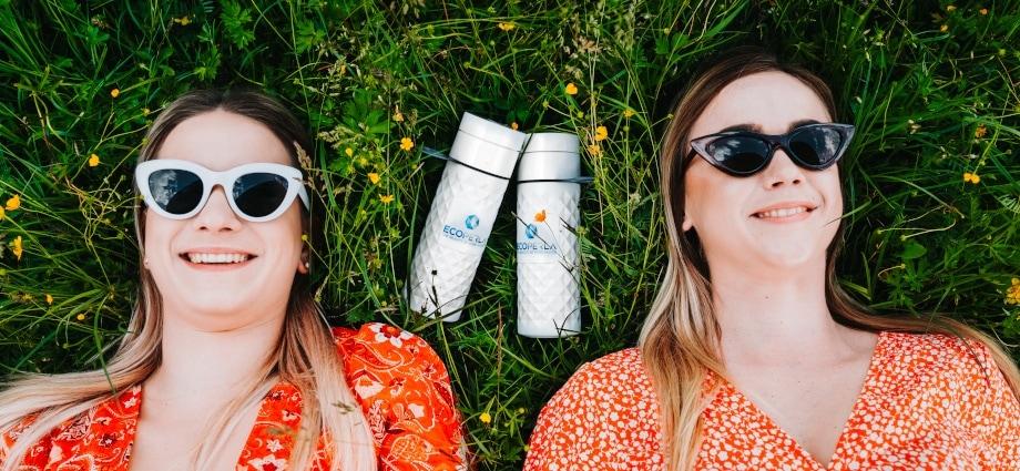Ecoperla Ecobott - ekologiczna butelka z trzciny cukrowej
